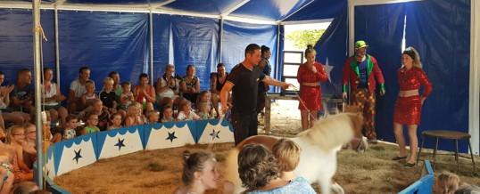 Circus bezoeken in Frankrijk