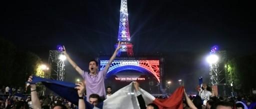 Frankrijk in de finale